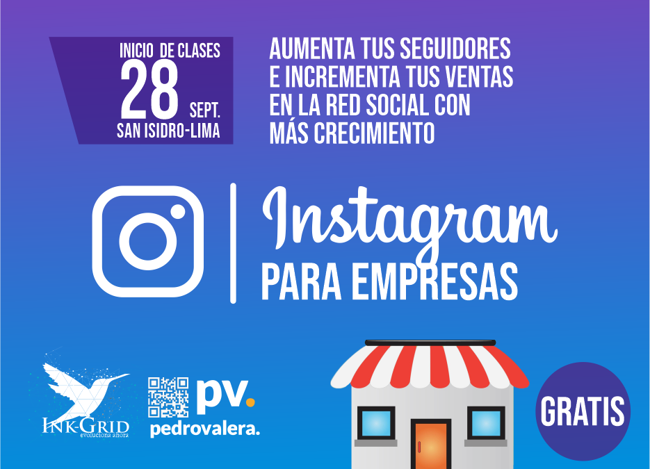 Taller de Instagram para Empresas